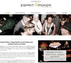 organisateur soirée poker Lyon
