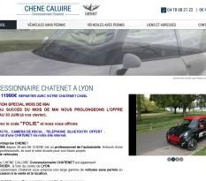 garage voiture sans permis Caluire