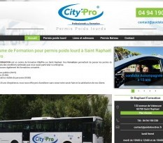 Formation transport routier Fréjus