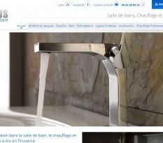 Magasin de salle de bains sur Aix en Provence