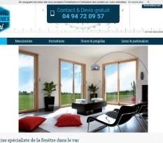 Vente de fenêtres et volets haut de gamme Brignoles