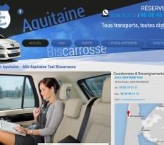 taxi aquitaine