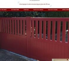 Pose de portails à Toulouse