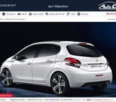 concession Peugeot Chateauneuf les Martigues