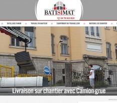 Vente de matériel de chantier à Lyon