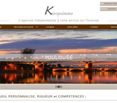 agence immobilière Toulouse