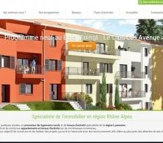 Vente d'appartements neufs à Lyon
