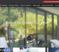 Fabricant de fenêtres pvc sur mesure à Aix