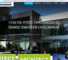 Pose de baies vitrées en aluminium Aix en Provence