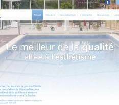 Fabrication d'abri pour piscine vers Nîmes
