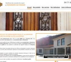 Menuiserie pour professionnels en Auvergne