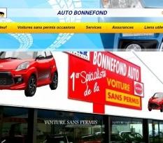 vente voitures sans permis vers lyon
