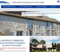 agence immobilière pour achat proche Rouen