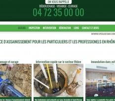 Débouchage de canalisations à Lyon
