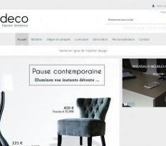 vente en ligne objets deco design