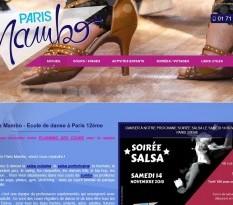 Ecole de danse pour adultes Paris 75012