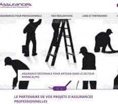 Courtier en assurances professionnelles à Grenoble