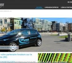 Entreprise de livraison écologique à Lyon