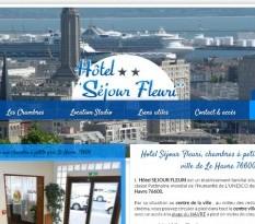Chambres d'hôtel pas chères Le Havre