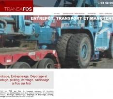 Acconage de marchandises à Fos-sur-Mer
