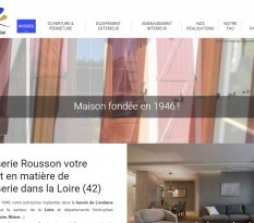 Vente et pose de fenêtre dans la Loire