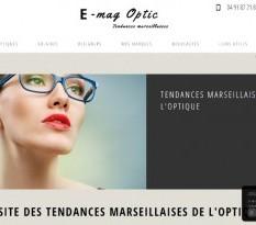 Collection de lunettes tendances Marseille