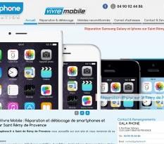 Vente de smartphone reconditionné Saint Rémy de Provence