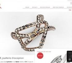 Vente en ligne de bijoux en or et diamants