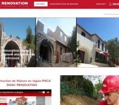 Travaux de gros oeuvre pour la rénovation de maison à Allauch