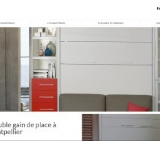 magasin de meubles gain de place Montpellier