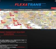 Transporteur routier à Bayonne