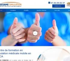 Formation simulation médicale