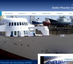 Vente et réparation d'hélices de bateaux Marseille