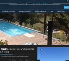 fabricant de piscine dans la Drôme