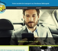 Transport de personnes pour un mariage en Gironde
