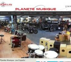 Magasin de musique sur Marseille