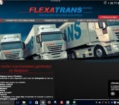 société de transport routier Belgique