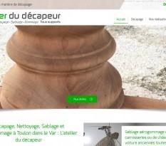 Entreprise de décapage de surface sur Toulon