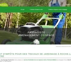 Crédit d'impôt travaux de jardinage à Saint Etienne