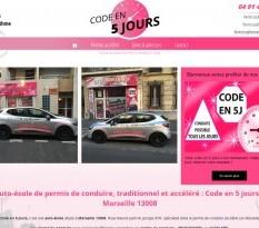 auto école Marseille Prado