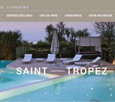 Location saisonnière de propriétés Saint Tropez