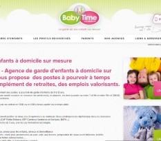 offre d'emploi nounou Bordeaux Jalis