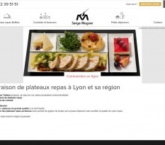 Plateau repas � Lyon