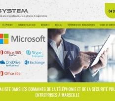 Syst�me de t�l�phonie pour entreprises sur Marseille