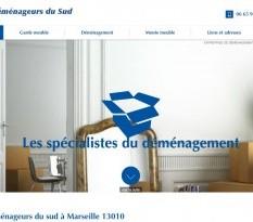 Déménageurs à Marseille
