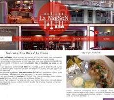 restaurant la maison au Havre
