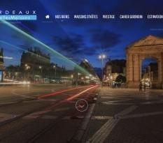 agence immobilière de luxe Bordeaux