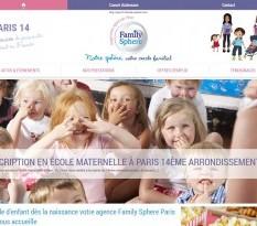Agence Family Sphère 75014