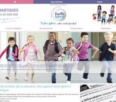 Garde d'enfants Martigues