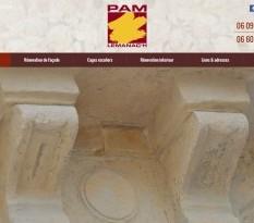 Rénovation de facades par un professionnel à Montpellier - Pam Lemanach